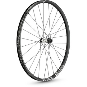 "DT Swiss M 1700 Spline Ruota anteriore 27.5"" disco CL 100/15mm Thru-Axle, black"